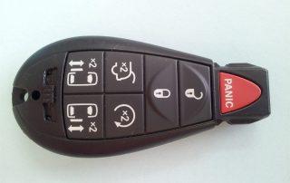 24 HOUR chrysler keyless entry remote smartkey COPY